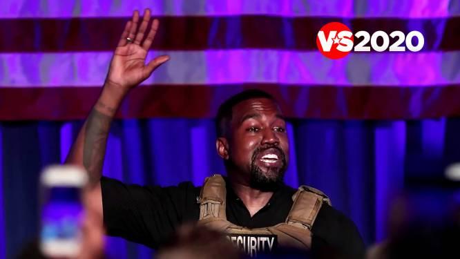 Alle agenten in een dinosauruskostuum en kaasbroodjes voor iedereen: ook deze kandidaten doen - tevergeefs - een gooi naar het Amerikaanse presidentschap