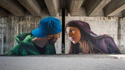THE CRYSTAL SHIP: Deze kunstenaars zorgen straks voor 10 nieuwe muurschilderingen in Oostende