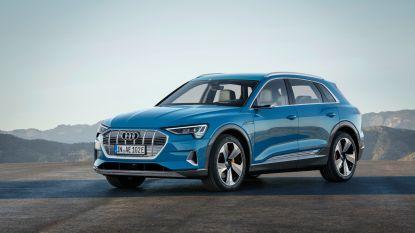 Levering Audi e-tron loopt vertraging op