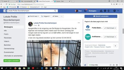 Heisa rond politiehumor op Facebook