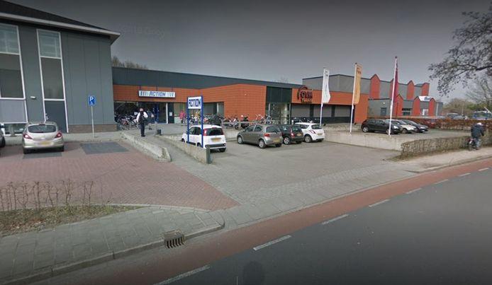 De Action aan de Anjelierstraat in Wierden.