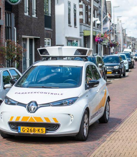 Bezwaar maken tegen bekeuring loont: veel onterechte parkeerboetes door scanauto in Alphen