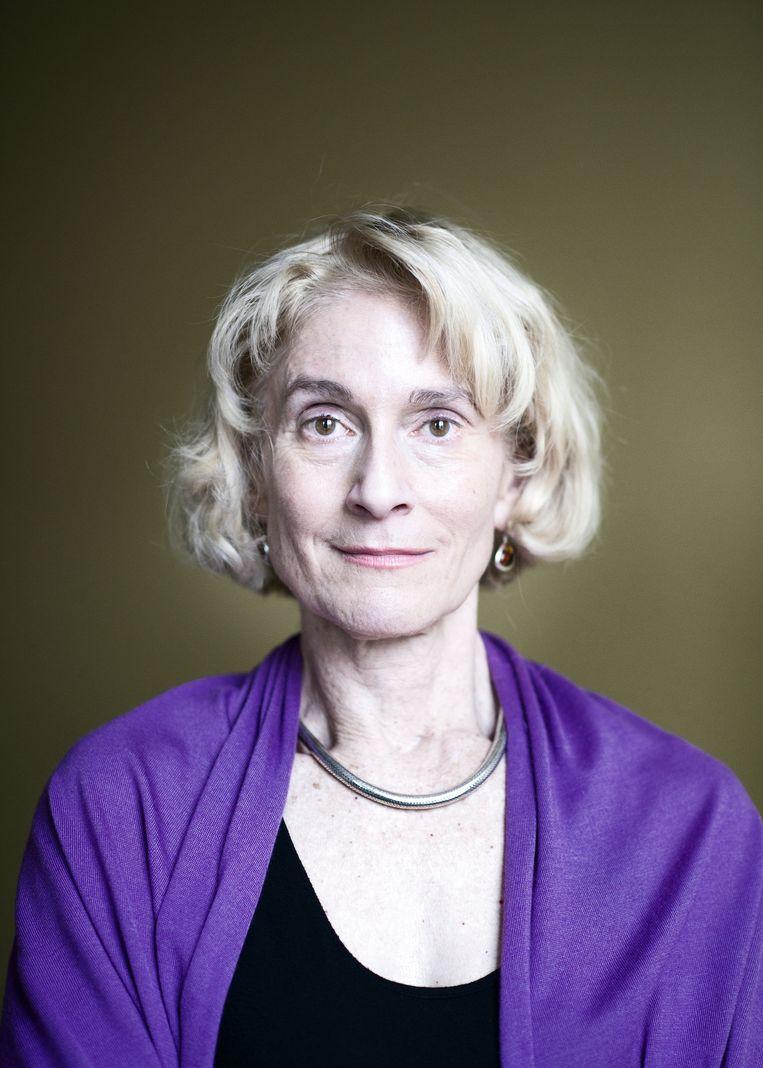 Filosofe Martha Nussbaum Beeld Linelle Deunk