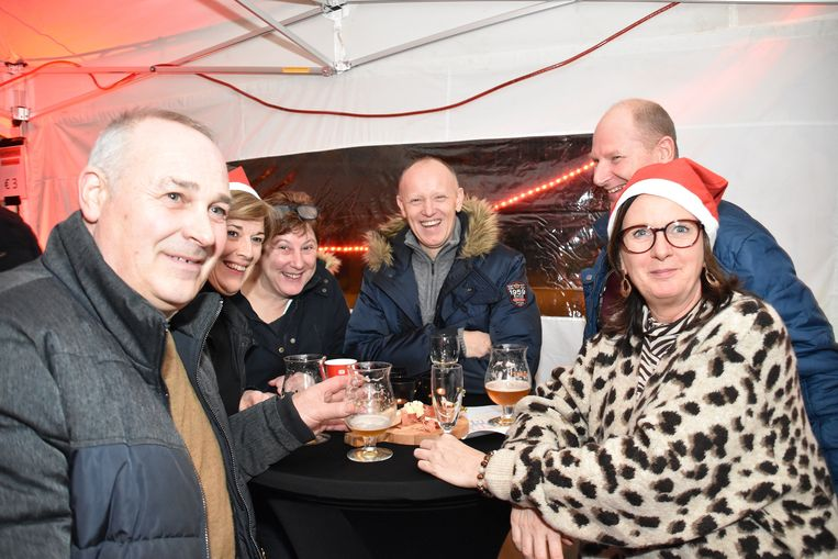 Succesvolle After Work Party in Merelbeke