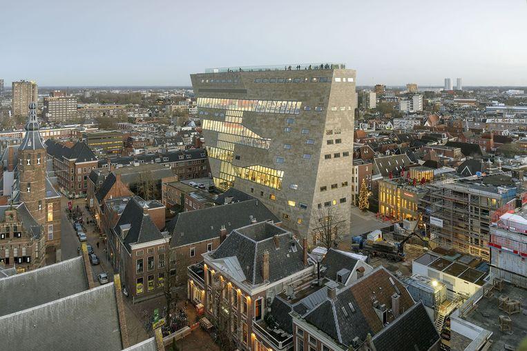 Forum Groningen, Groningen. Architect: NL Architects. Opdrachtgever: Gemeente Groningen. Beeld Marcel van der Burg