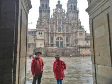 Parkinsonpatiënt Erik de Waal voltooit alsnog pelgrimstocht naar Santiago