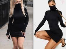 """La """"robe masque"""", la tendance inattendue de cet hiver"""