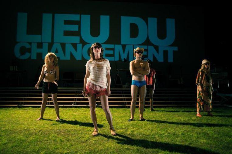 Scène uit Les particules élémentaires. Beeld Simon Gosselin