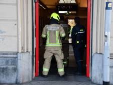 Vuurwerk afgestoken in stationshal Middelburg