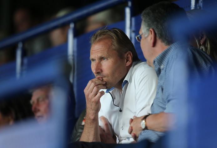 Technisch manager Peter Hofstede staat voor een zware klus bij De Graafschap.