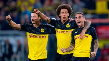 Witsel en Dortmund verslaan Bayern en winnen Duitse Supercup