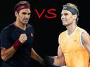 Roger Federer of Rafael Nadal?