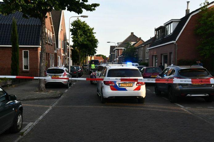 Een mogelijke verkeersruzie in Glanerbrug is uit de hand gelopen.