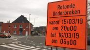 Nieuw wegdek voor rotonde Geuzenhoek: werken uitgesteld