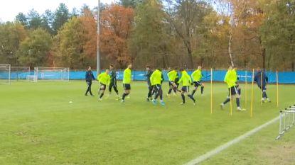 Kijk nu naar de eerste training van nieuwbakken Genk-coach Hannes Wolf