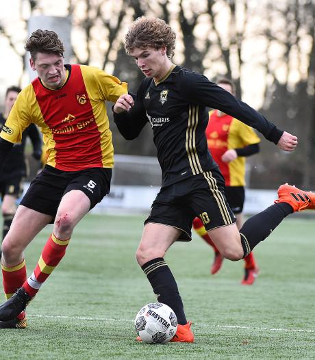 FC Winterswijk krijgt wat lucht in degradatiestrijd