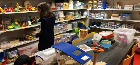 Speelgoedbank staat op omvallen nu Amersfoort subsidiekraan dichtdraait