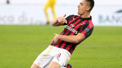 Ontdekt op videobeelden, nu de gehoopte verlosser van AC Milan: wie is Krzysztof Piatek (23), de Poolse RoboCop die overal raak schiet?