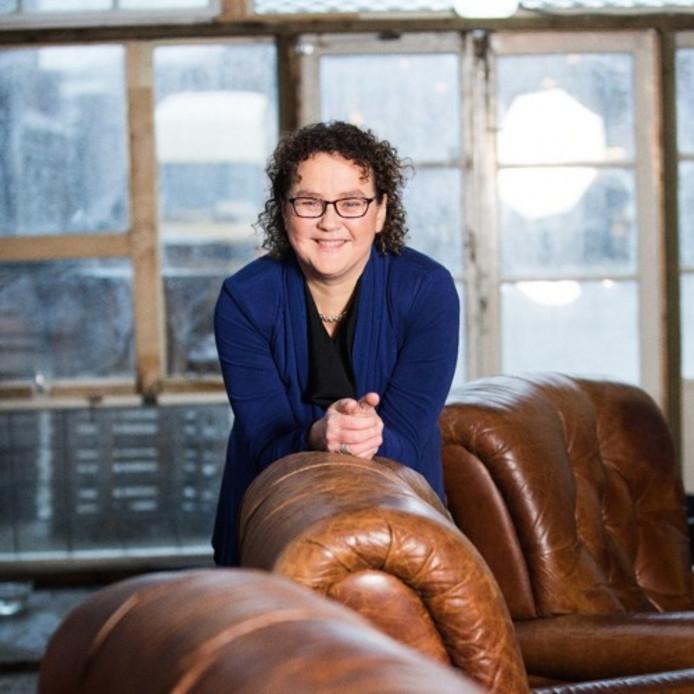 Nathalie Boerebach van Stichting Urgente Noden