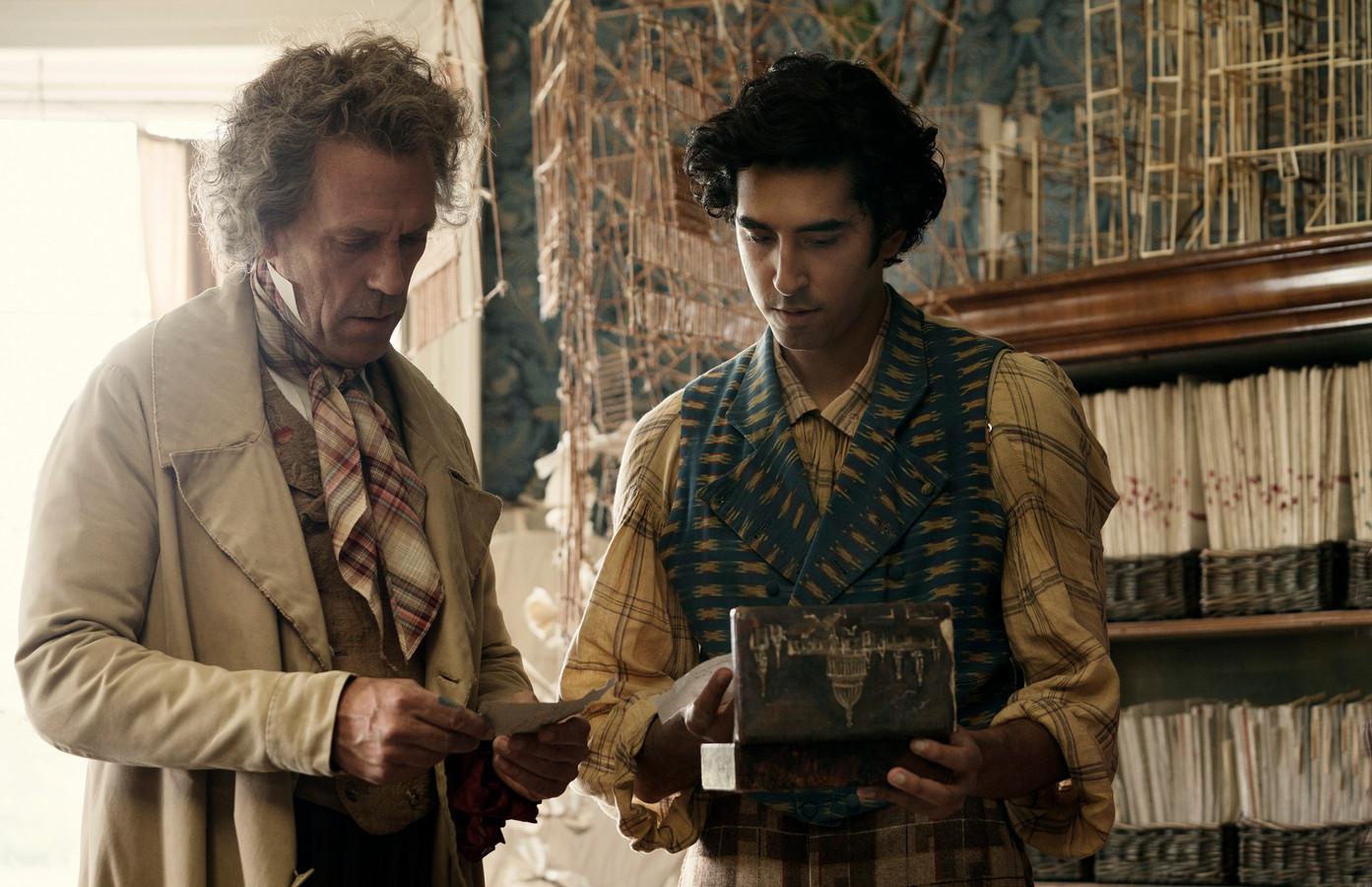 Een scène uit The Personal History of David Copperfield