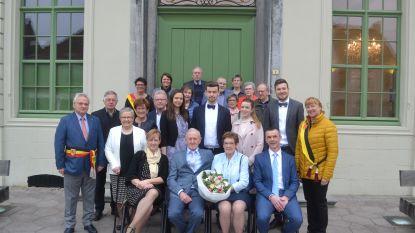 Nicole en Willy vieren gouden huwelijk in Laarne