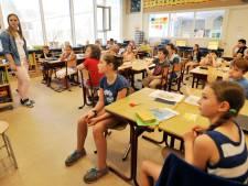 Opvallend veel basisschoolkinderen in Tilburg en Den Bosch zitten thuis