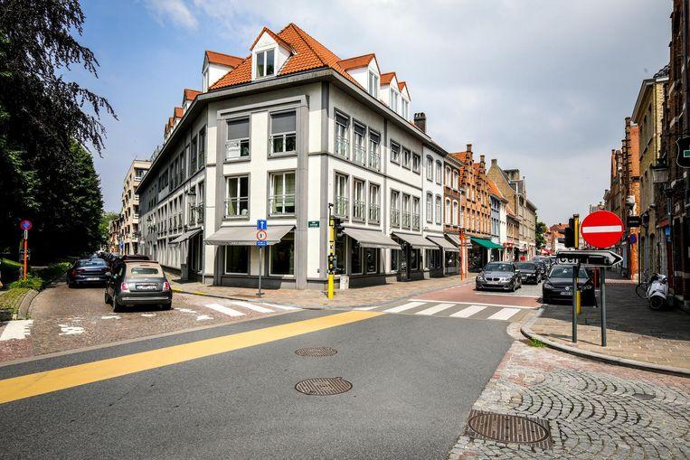 In de Smedenstraat zijn diverse barbershops gevestigd.