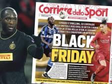 "Romelu Lukaku s'insurge contre la Une raciste et ""stupide"" d'un journal italien"