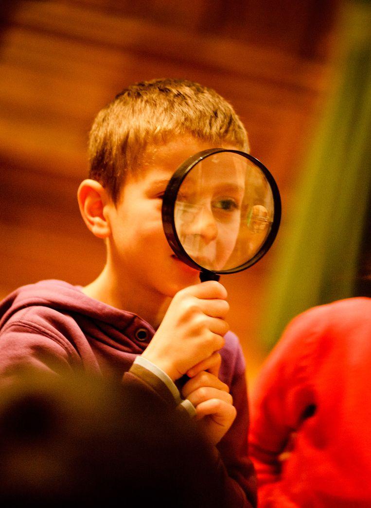 Het Mauritshuis heeft een uitgebreide agenda met kinderactiviteiten Beeld