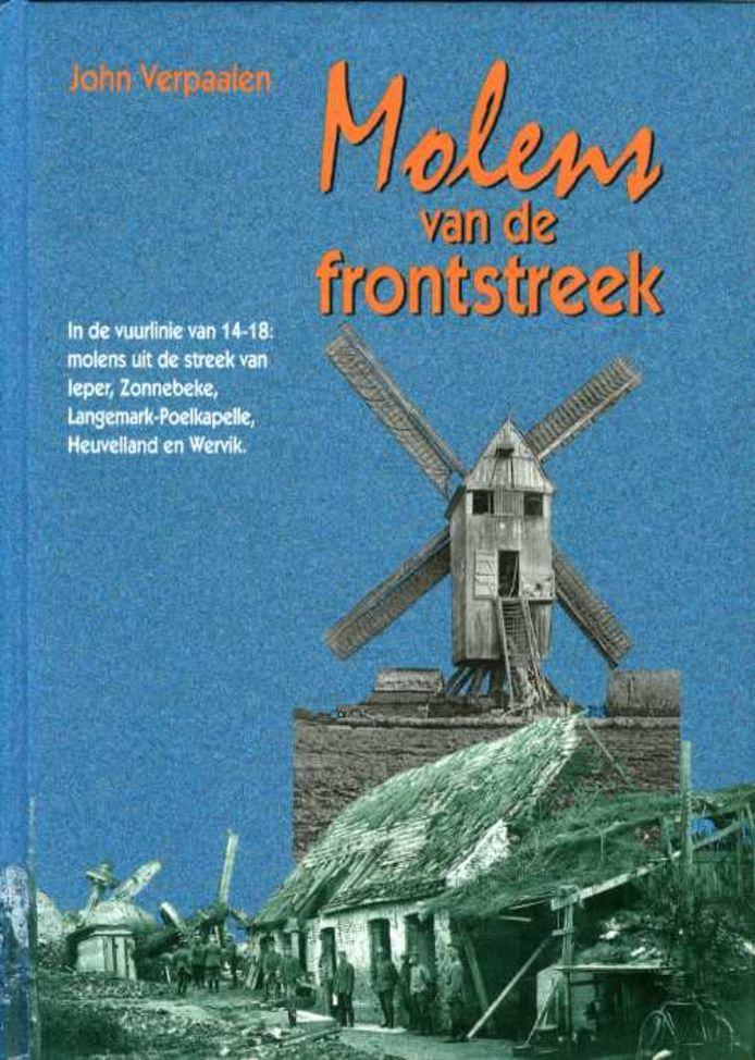 'Molens van de Frontstreek' verscheen al in 1995, maar kende zo'n succes dat het boek in een mum van tijd uitverkocht was. Na 24 jaar komt er een langverwachte herdruk, met heel wat nieuw materiaal.