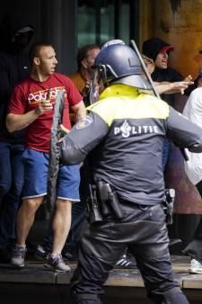 Familie vocht samen tijdens rellen in Den Haag: 'Wat bezielt een volwassen man om dit te doen?'