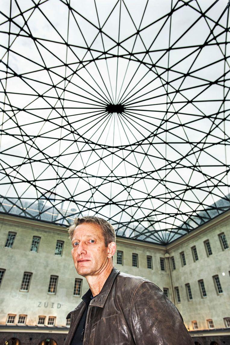 Ingo Piepers. Beeld Guus Dubbelman / de Volkskrant