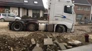 Zaakvoerder van transportfirma kan magazijn al maanden niet bereiken door werken in Herdersem