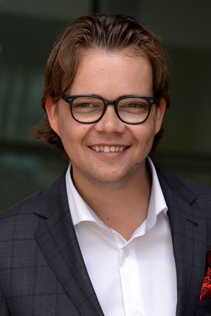 Daan de Kort wethouder Veldhoven