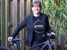 Leidse Jacoline gaat 400 kilometer fietsen in Guatemala: 'Gewoon de knop omzetten en doorgaan'