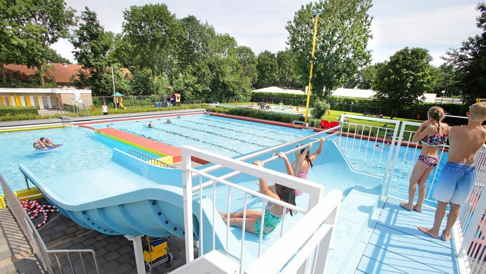 Zwembad Werkina in Werkendam.