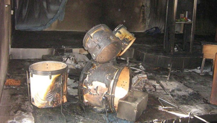 Vorig jaar explodeerden op kerstavond een aantal bommen in de stad Jos, onder meer bij een kerk. Circa 30 mensen kwamen toen om. © afp Beeld