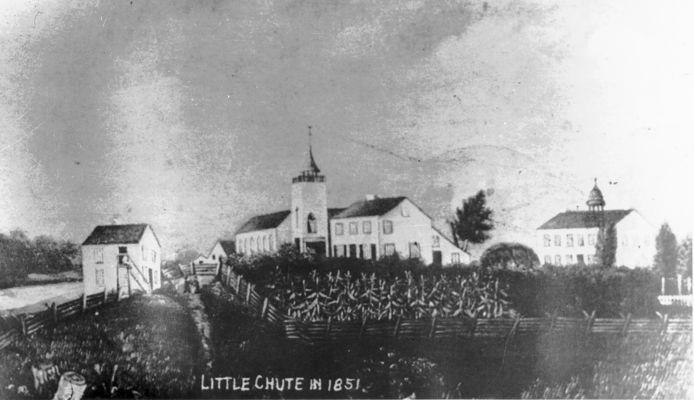 De doorzetters uit Uden, Volkel, Mill en Boekel bouwden Little Chute in Amerika uit tot een nieuw thuis.