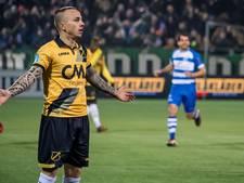 NAC-doelman Birighitti de schlemiel in Zwolle: 1-0