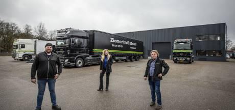 Nieuwe stap voor Ziemerink-Knuif uit Oldenzaal: 'In tien jaar was het nog nooit zo druk met verhuizing en opslag'