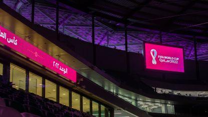 Vier groepsduels per dag op WK 2022 in Qatar