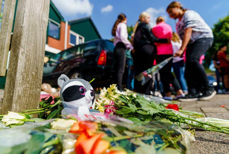 De politieagent doodde zijn twee kinderen van 8 en 12 jaar en hun moeder. De man pleegde zelfmoord.