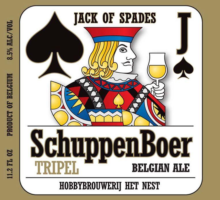 Het logo van Schuppenboer