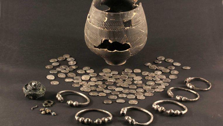 De schat uit de Romeinse tijd Beeld anp
