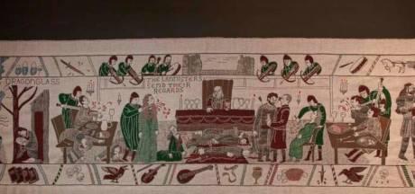 Une tapisserie Game of Thrones de 90 mètres bientôt exposée en France
