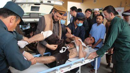 Dodentol aanslag tijdens verkiezingsmeeting Afghanistan loopt op tot 22