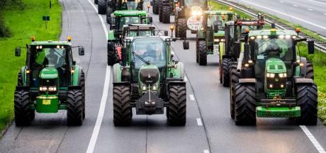 Verkeerschaos verwacht door boerenprotest: 'Dat filerecord gaat eraan!'
