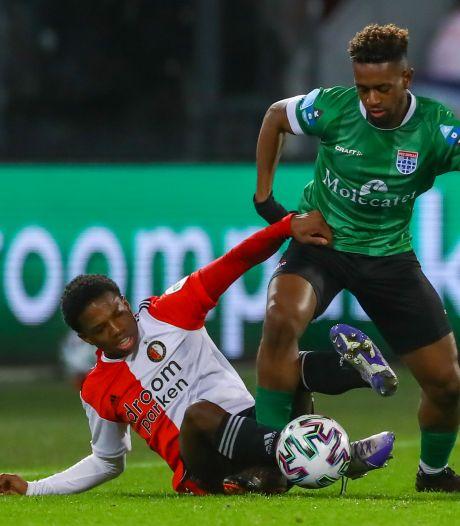 PEC-aanwinst Virgil Misidjan mist nog altijd wedstrijdritme; ook tegen Fortuna Sittard begint hij op de bank