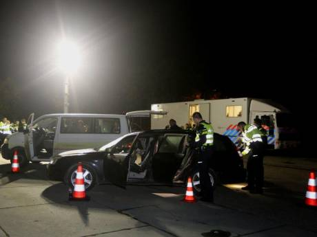 Duizenden euro's schuld geïnd bij grootscheepse controle bij Velddriel