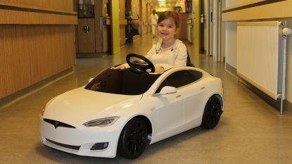 Met mini-Tesla naar onderzoek